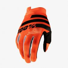 New 100% iTrack Glove Motocross Flo Orange/Black S M L XL